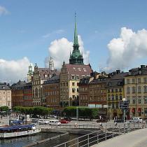 Stockholms Old Town (Gamla Stan)