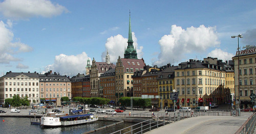 Discover Stockholm, Scandinavian beauty between a lake and the sea