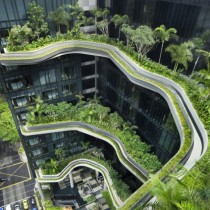 Parkroyal Singapore - WOHA Architects