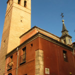 Medieval tower in Madrid