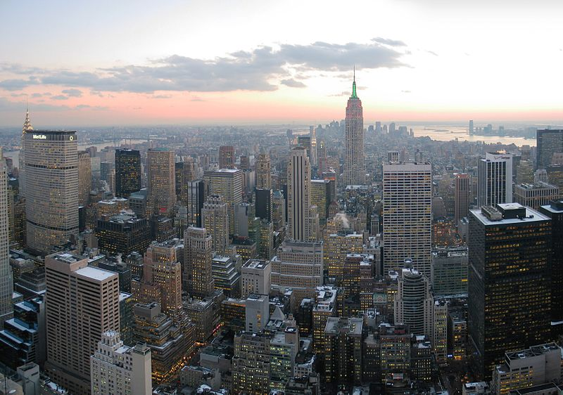 10 things to see in new york city resapiens for Places to see in ny city