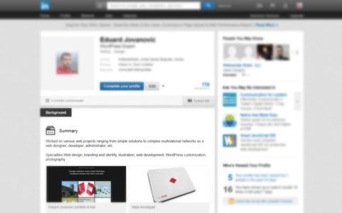 Build up a winning LinkedIn profile