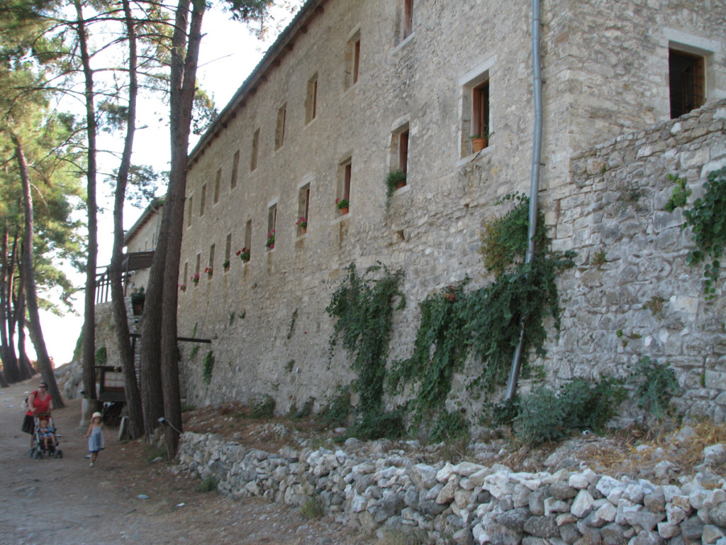 Museum of Parga inside the fortress