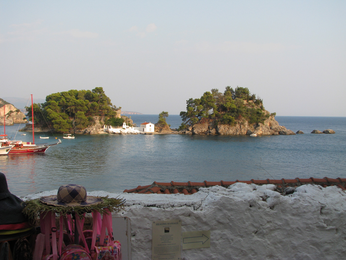 Panagia island