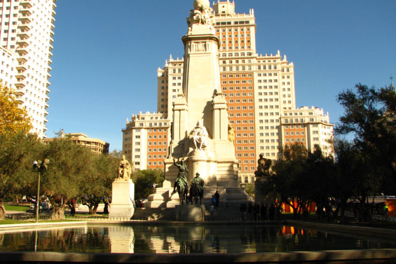 Downtown Madrid photo tour – part 2