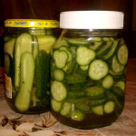 McDonalds-like pickled cucumbers