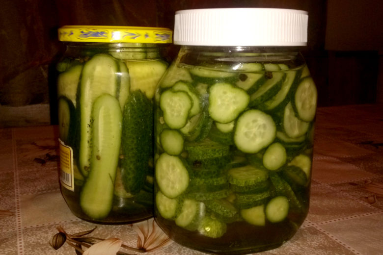 Quick, easy and all-natural Pickles recipe