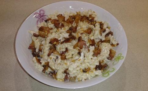 Fusilli Carbonara – Balkan style recipe