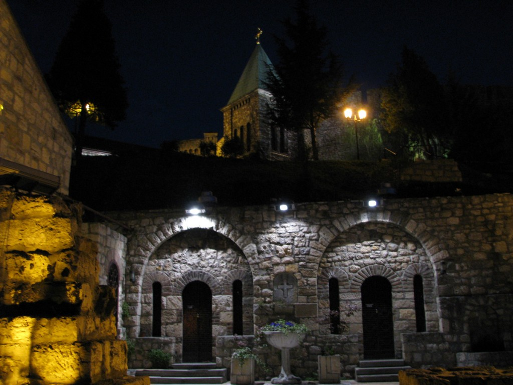Ružica church in Kalemegdan park