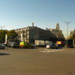 Plaza de las Cibeles