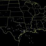 redizajnirane zone sletanja na hjustonskom aerodromu